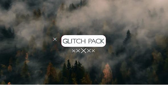 Videohive Grunge Glitch Titles 15184573