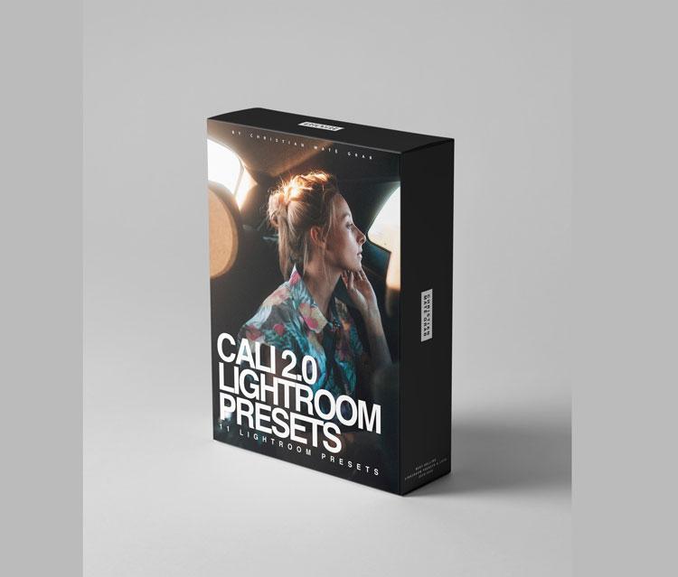 Sellfy – CALI 2.0 11 Lightroom Presets