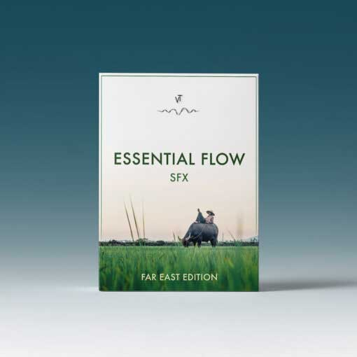Visual tone – ESSENTIAL FLOW SFX | FAR EAST EDITION