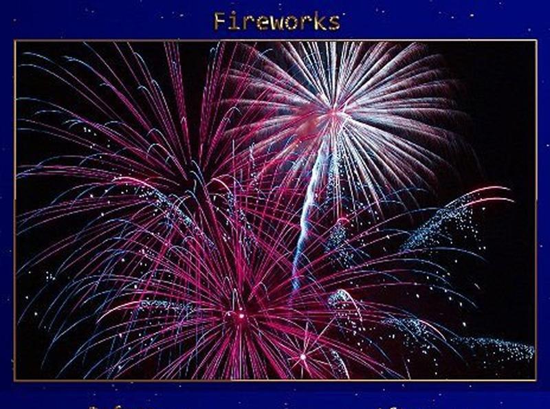 75 Fireworks Lightroom Presets Collection 1
