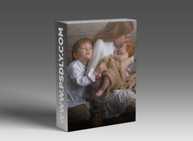 Anna Gis - Child and Family Photo Processing