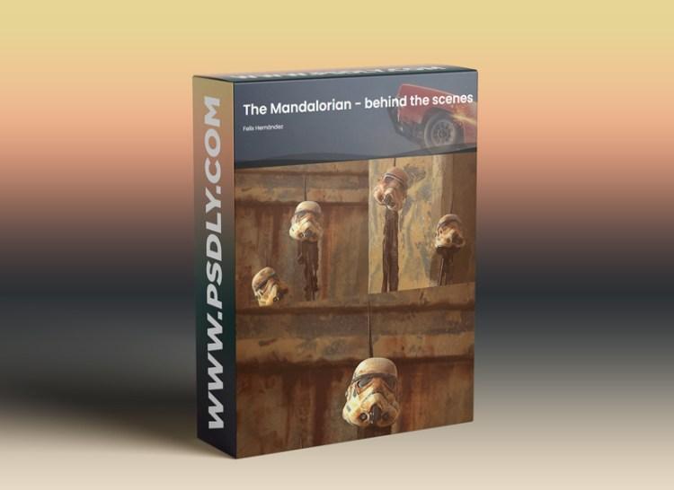 Felix Hernandez – The Mandalorian – behind the scenes