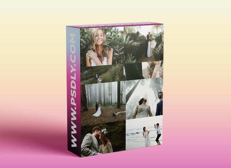 KATCH SILVA - Editing class & WEDDING Preset Pack