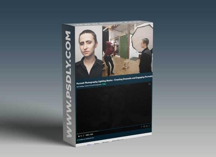 Portrait Photography Lighting Basics - Creating Dramatic and Engaging Portraits
