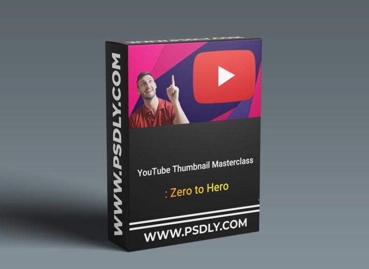 YouTube Thumbnail Masterclass : Zero to Hero 5 Real Design