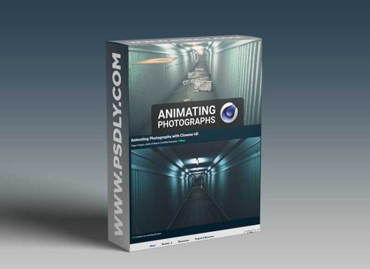 Animating Photographs with Cinema 4D
