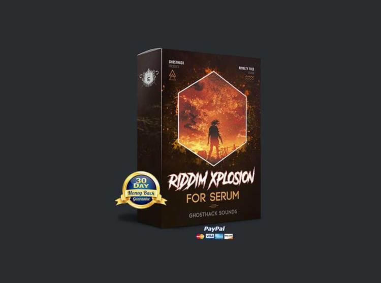 Ghosthack – Riddim Xplosion for Serum