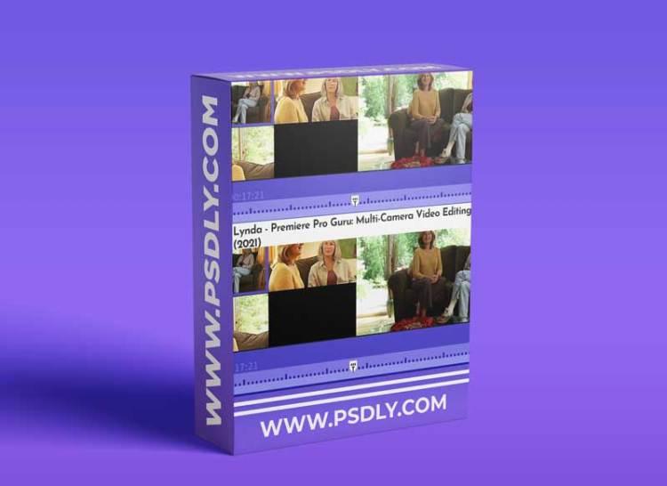 Lynda - Premiere Pro Guru: Multi-Camera Video Editing (2021)