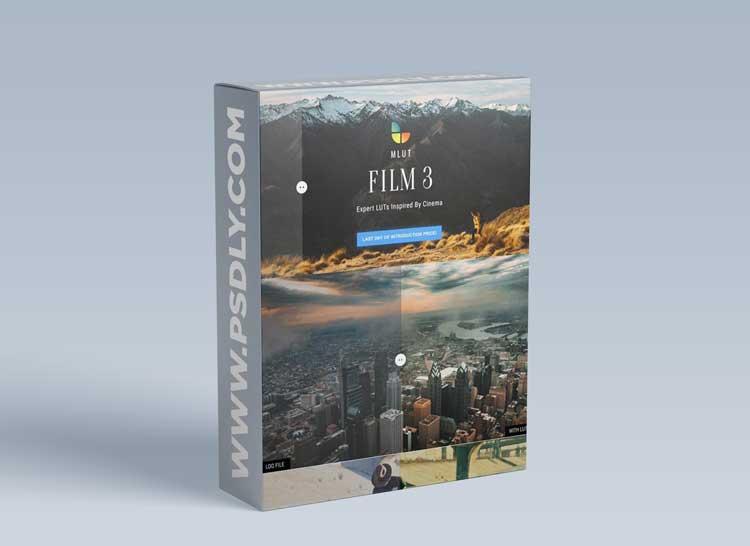 MotionVFX - mLUT Film 3