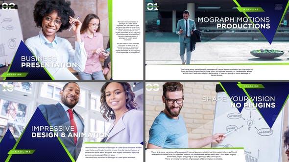 Videohive Business Presentation Promo 23109534