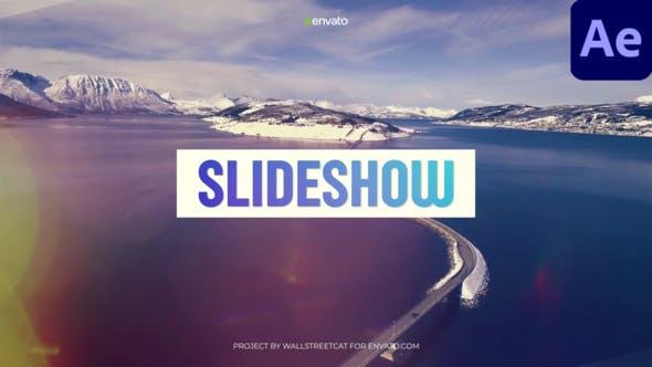 Videohive Smooth Slideshow 30775144