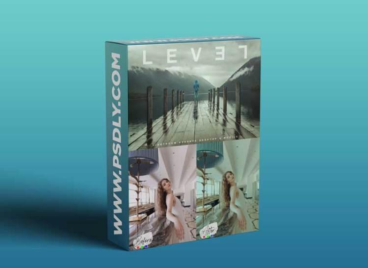 8 Level Mobile & Lightroom Presets 9726437