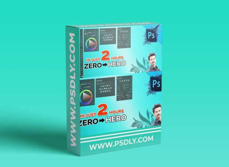 Adobe Photoshop CC for Beginners - Learn Everything in 2 Hours