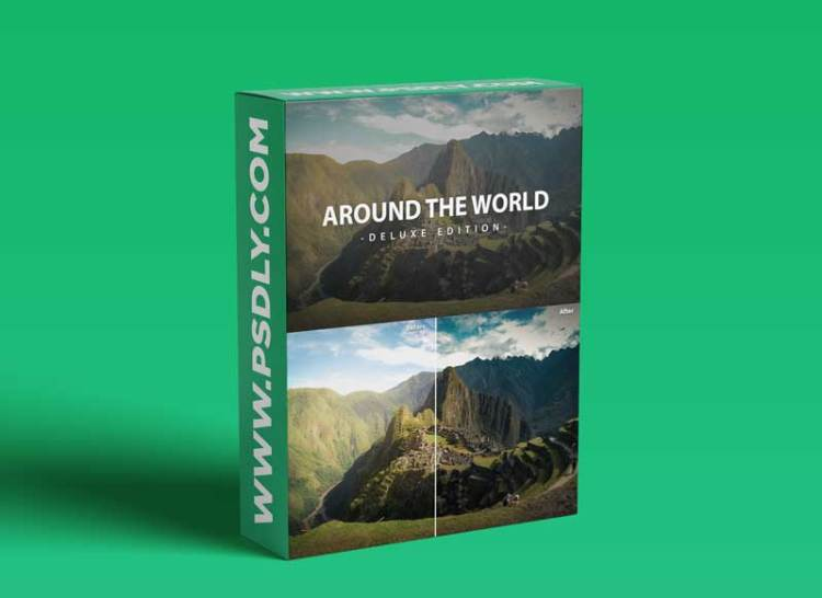 Around The World Deluxe Edition For Mobile and PC
