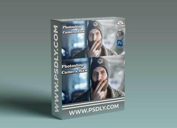 Camera Raw Filter - Photoshop CC - Masterclass