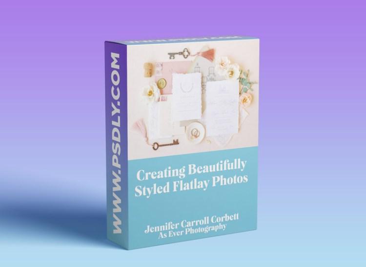 Creating Beautifully Styled Flatlay Photographs