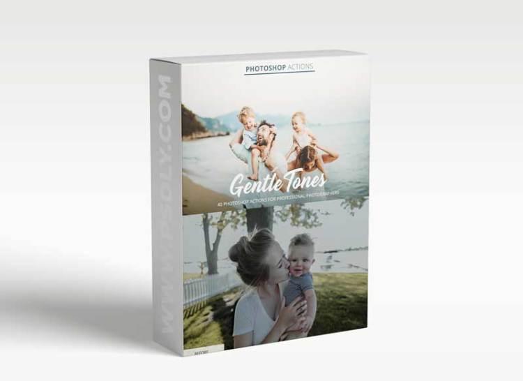 CreativeMarket - Romantic Cinema Action for Photoshop 4842757