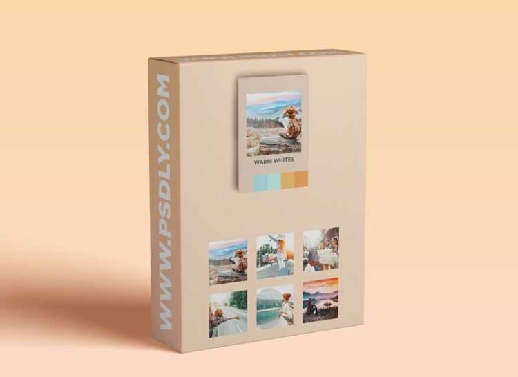 CreativeMarket - WARM WHITES FILM MOBILE LIGHTROOM PR 5924721