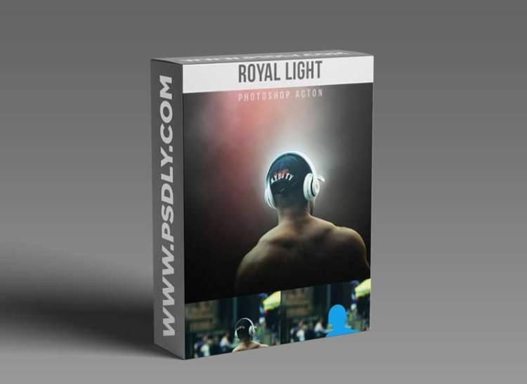 GraphicRiver - Royal Light Photoshop Action 19471121