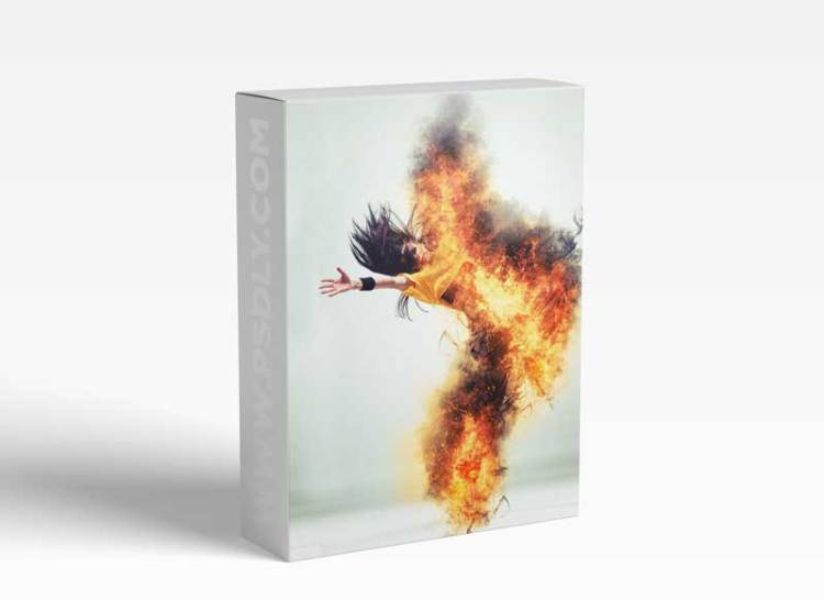Graphicriver - Fire Photoshop Action V.3 19515004