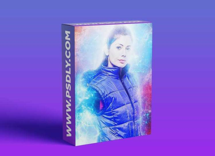 Graphicriver - Galaxy Power Photoshop Action 19548103