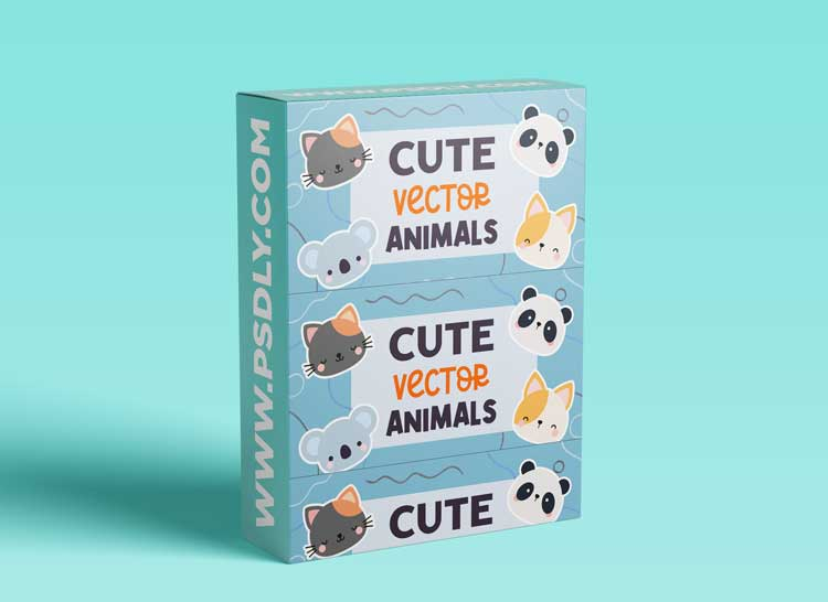 Making Cute Vector Animals in Adobe Illustrator