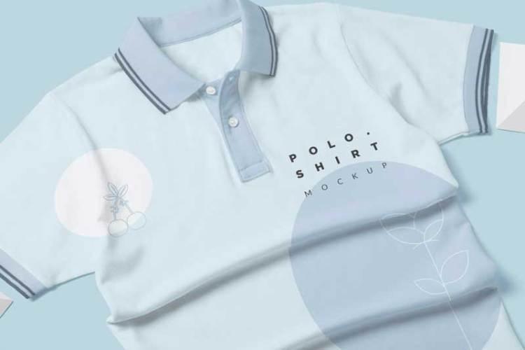 Polo Shirt Mockups AVENNFM