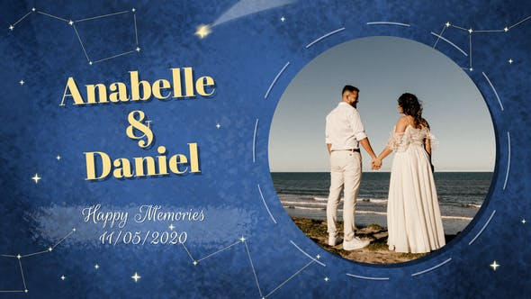Videohive Romantic Memories Slideshow 28815704