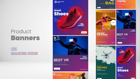 Videohive Product Promo Social Ad B23 31209081