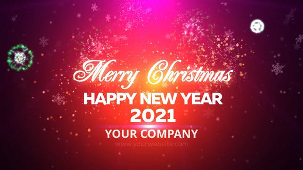 Videohive Merry Christmas 29731501