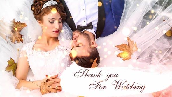 Wedding Slideshow for DaVinci Resolve