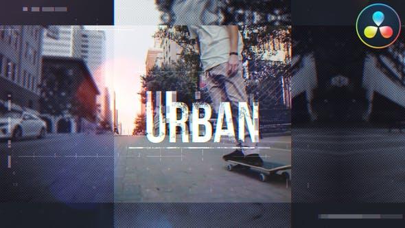 Videohive Urban Opener 30354437