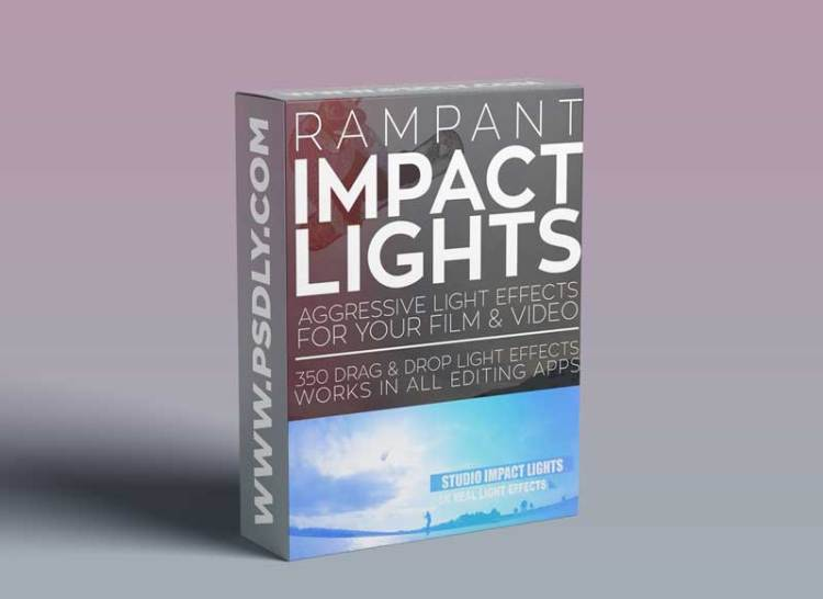 Rampant Design Tools - Impact Lights