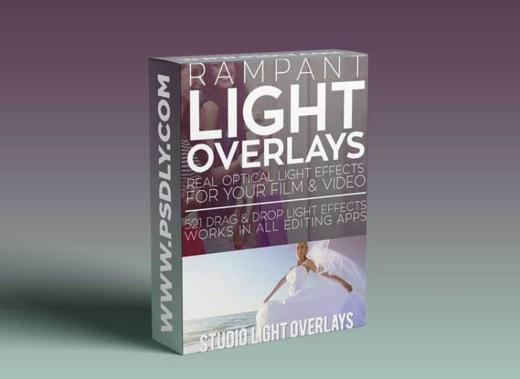 Rampant Design Tools - Light Overlays