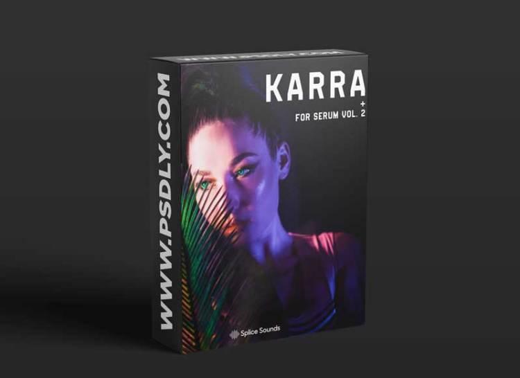 Splice Sounds KARRA for Serum Vol 2