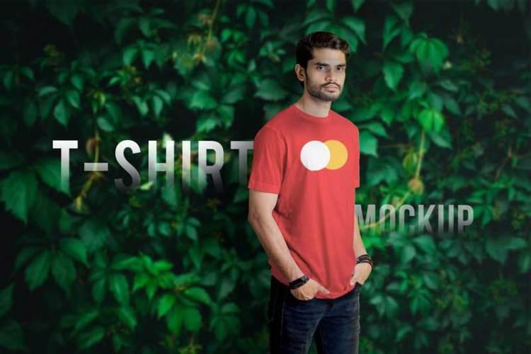 T-Shirt Mockup 04 LRXHRFG
