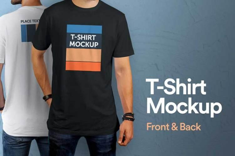 T-Shirt Mockup Vol 07 JU4C2AL