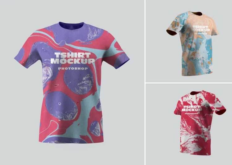 T-Shirt Mockups-HM2XCBN