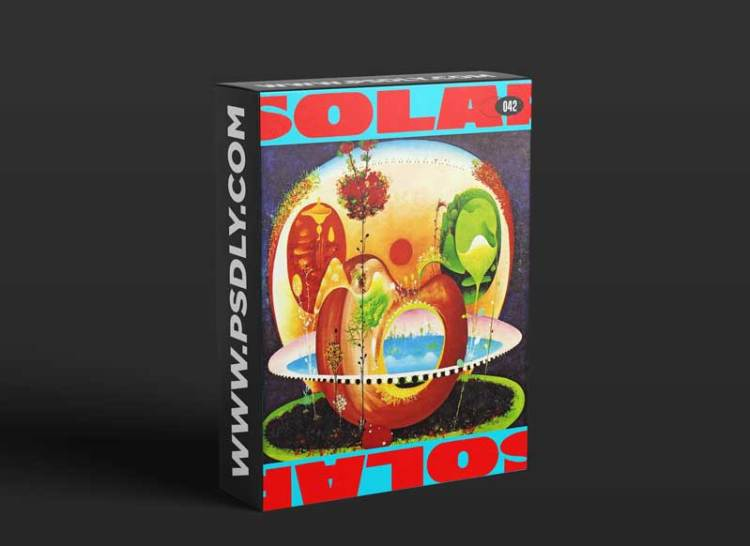 The Rucker Collective 042 Solar (Compositions and Stems)