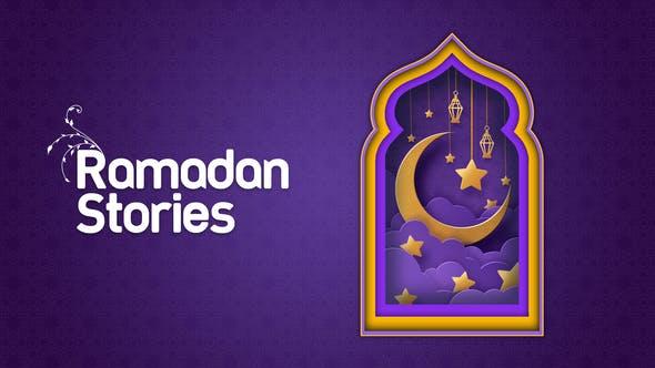 Videohive Ramadan Stories 31223552