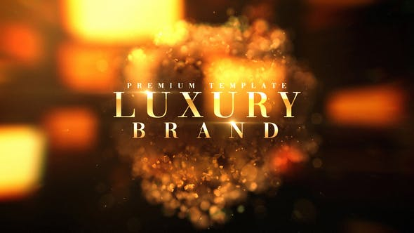 Videohive Luxury Brand 31376093