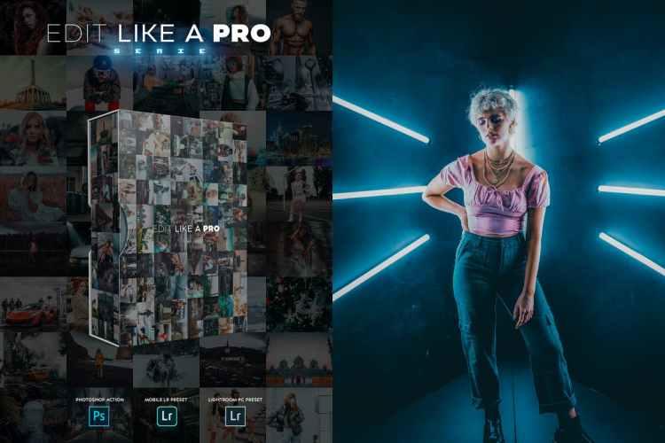 Edit Like A PRO 39th - Photoshop & Lightroom
