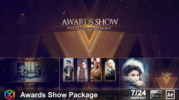 Videohive Awards Show 29534834