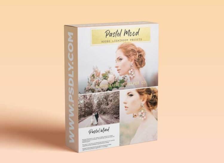CM - Pastel Mood LR Preset Pack 2379973