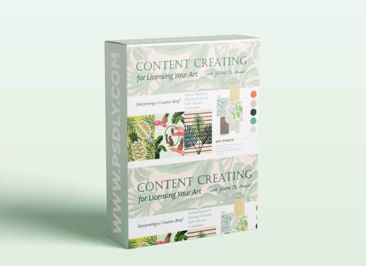 Content Creating - for licensing your art