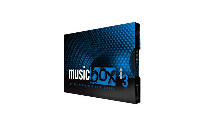 Digital Juice Music BOX Vol 3 STX