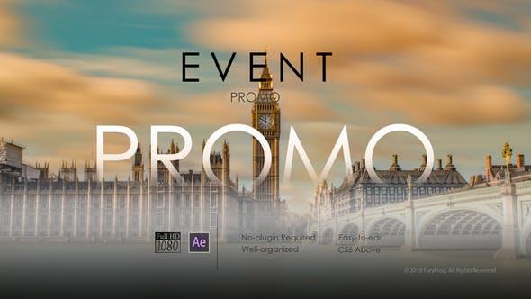 Videohive Event Promo Intro 23119109