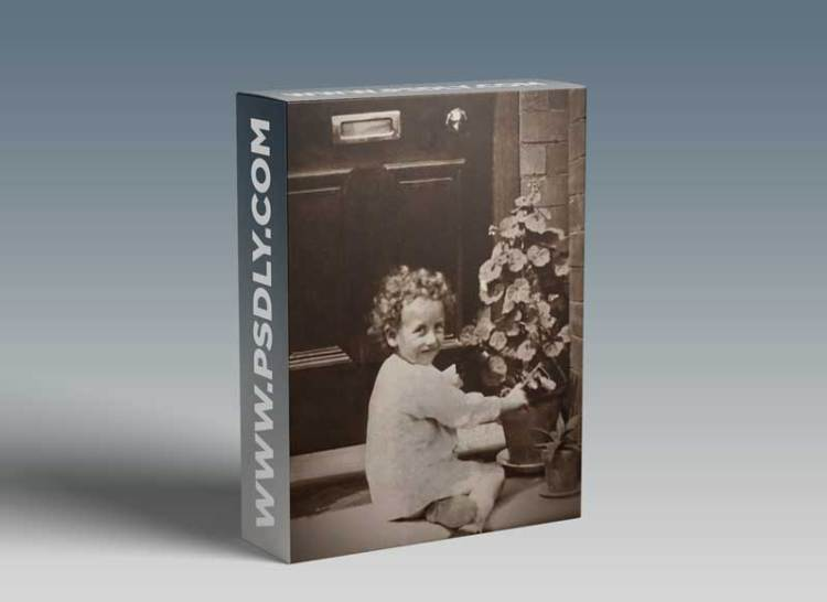 Phlearn Pro - How to Restore Old & Vintage Photos in Photoshop