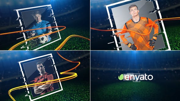 Videohive Sports Soccer 2 24775146