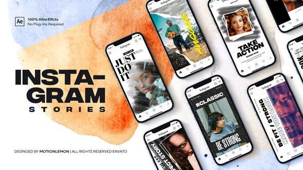 Videohive Instagram Stories 29833017